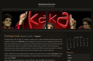 screenshoot blog dadang